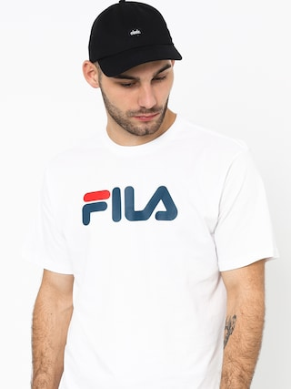 Tričko Fila Pure Short Sleeve Shirt (bright white)