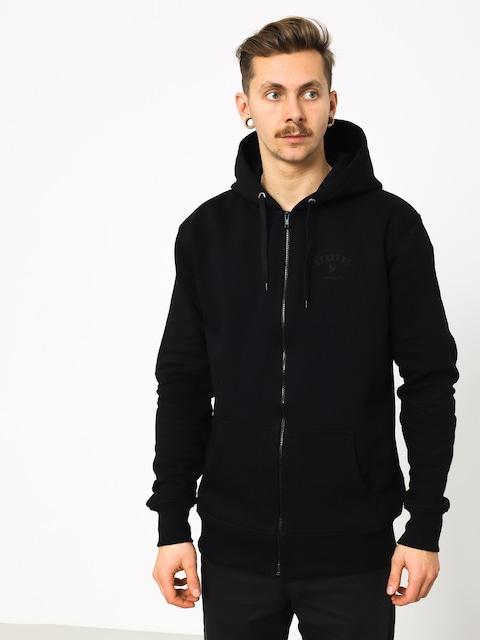 Mikina s kapucí Nervous Ltd ZHD (black ops)