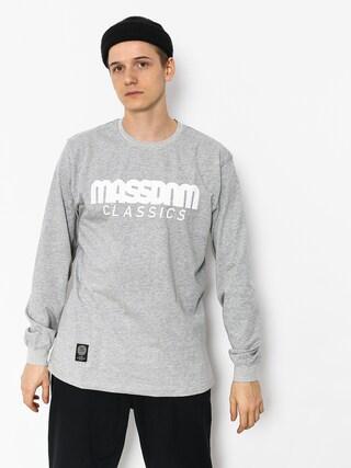 Triko MassDnm Classics (light heather grey)