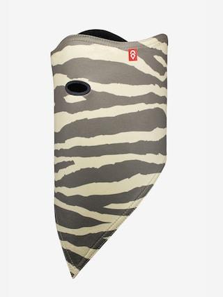 Bandana Airhole Facemask Standard (zebra)