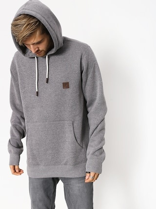Mikina s kapucí Element Heavy HD (grey heather)