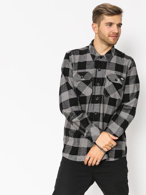 Košile Dickies Sacramento (grey melange)