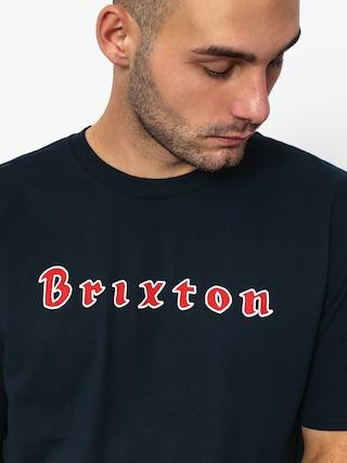 Tričko Brixton Proxy Stt (navy)