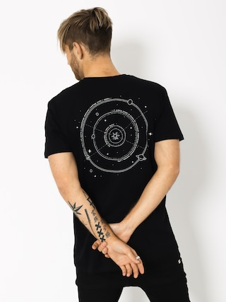 Tričko Stoprocent Tms Spirala (black)