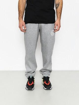 Kalhoty MassDnm Base Regular Fit (light heather grey)