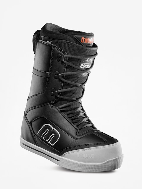 Boty na snowboard ThirtyTwo Lo Cut (black/white)