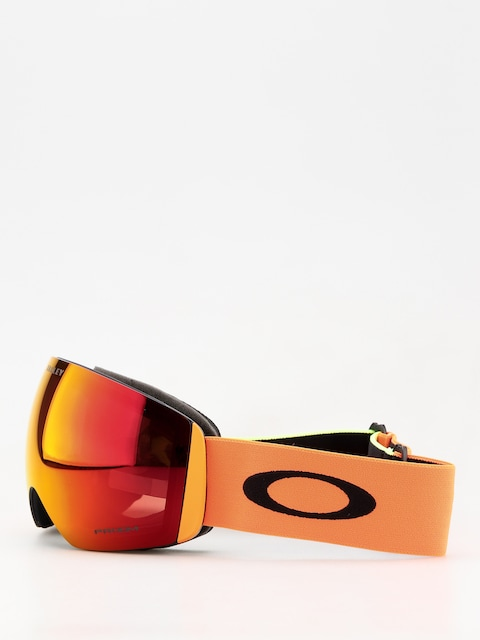 Brýle na snowboard Oakley Flight Deck (2018 team oakley/prizm snow torch iridium)