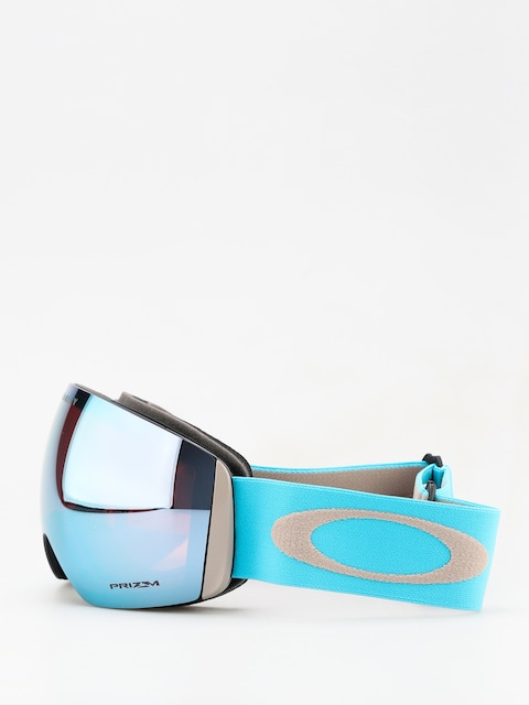 Brýle na snowboard Oakley Flight Deck (sea moonrock/prizm snow sapphire iridium)