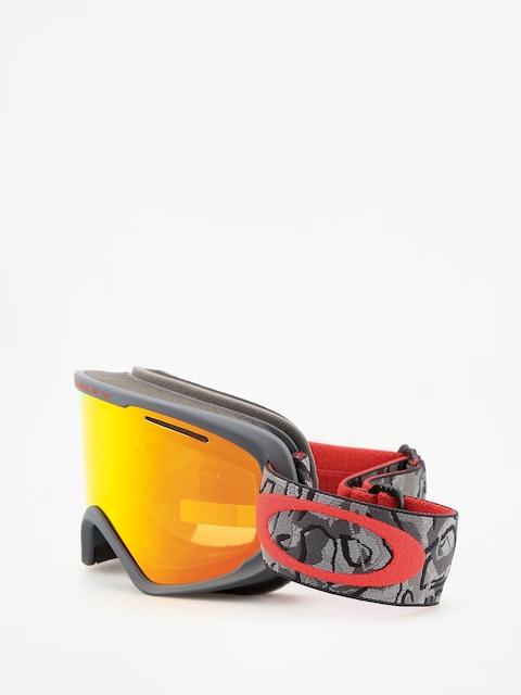 Brýle na snowboard Oakley O Frame 2 0 Xm (camo vine night/fire iridium)