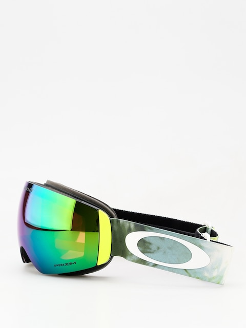 Brýle na snowboard Oakley Flight Deck Xm (tranquil flurry retina/prizm snow jade iridium)