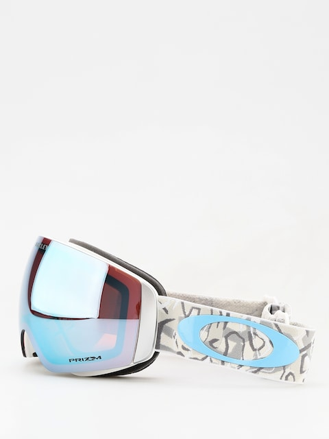Brýle na snowboard Oakley Flight Deck Xm (camo vine snow/prizm snow sapphire iridium)
