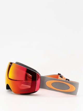 Brýle na snowboard Oakley Flight Deck Xm (dark brush orange/prizm snow torch iridium)
