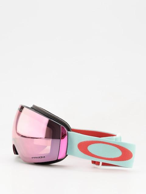 Brýle na snowboard Oakley Flight Deck Xm (white/prizm snow hi pink iridium)
