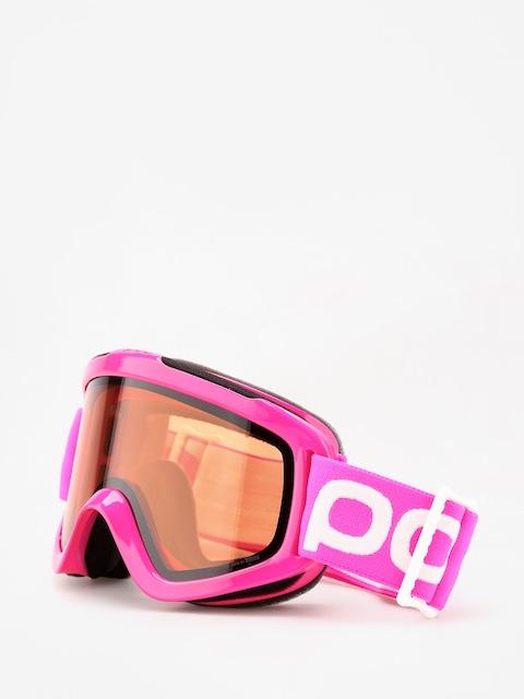 Dětské brýle na snowboard POC Pocito Iris (fluorescent pink)