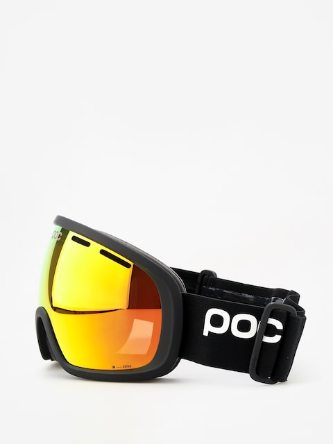 Brýle na snowboard POC Fovea Clarity (uranium black/spektris orange)