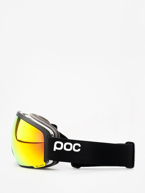 Brýle na snowboard POC Orb Clarity (uranium black/spektris orange)