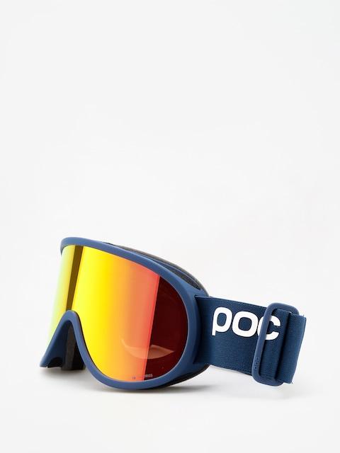 Brýle na snowboard POC Retina Clarity (basketane blue/spektris orange)