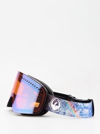 Brýle na snowboard Dragon NFX (galaxy/lumalens blue ion/lumalens amber)