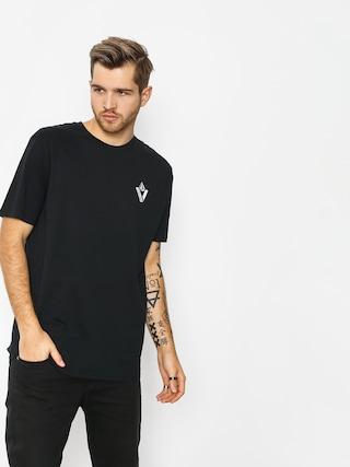 Tričko Volcom Cut Out Bsc (blk)