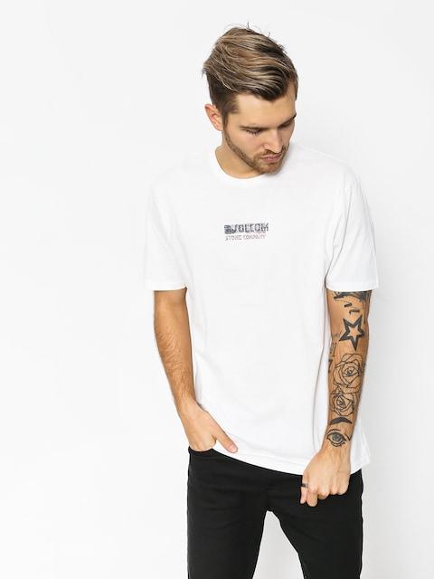 Tričko Volcom Peater Bsc (wht)