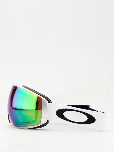 Oakley Brýle na snowboard Flight Deck XM (matte white w/prizm jade iridium)