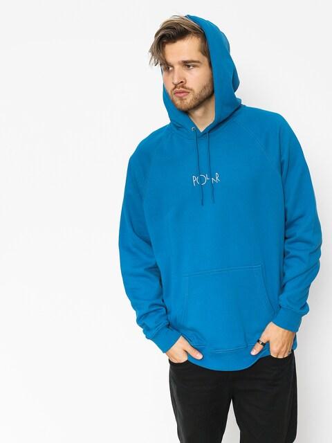 Mikina s kapucí Polar Skate Default HD (myknos blue)