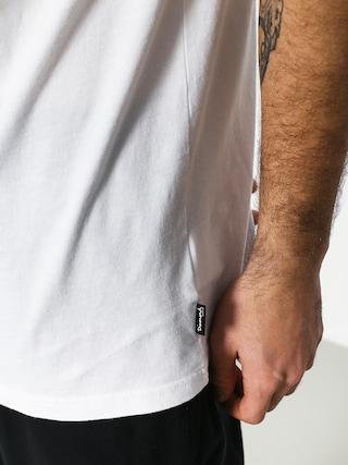 Tričko Diamond Supply Co. Hand Signs Pocket (white)