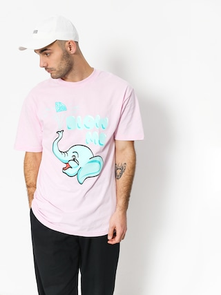 Tričko Diamond Supply Co. Blow Me (pink)