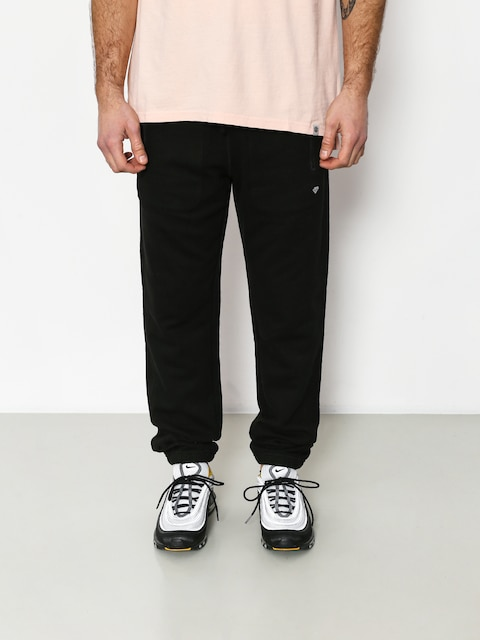 Kalhoty Diamond Supply Co. Diamante (black)