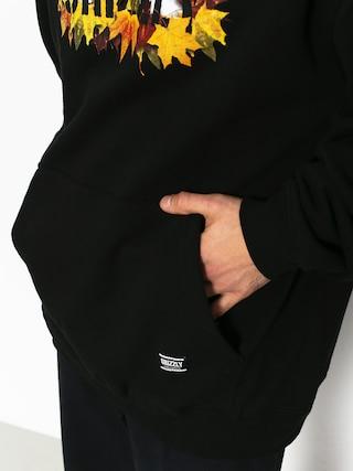 Mikina s kapucí Grizzly Griptape Seasonal Stamp HD (black)
