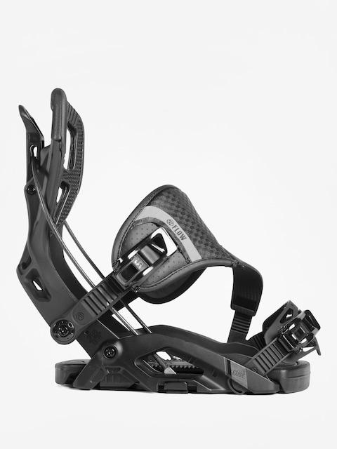 Snowboardové vázání Flow Fuse Hybrid (black)