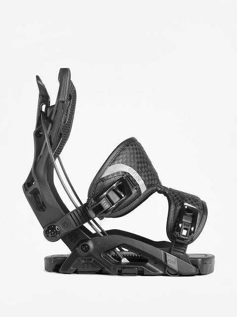 Snowboardové vázání Flow Fuse (black)