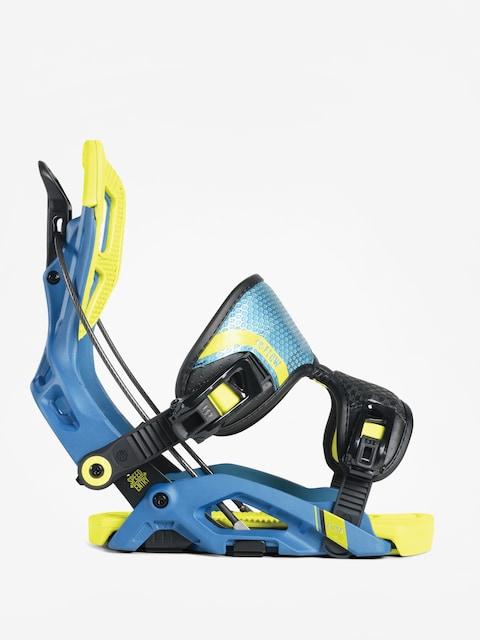 Snowboardové vázání Flow Fuse (neon)