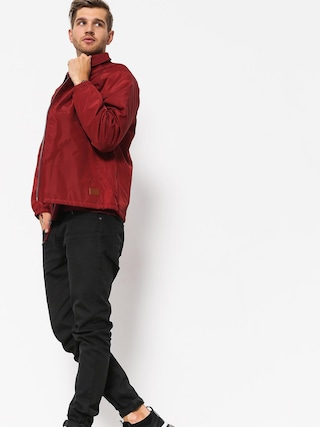 Bunda Brixton Claxton Collar Sherpa (burgundy)