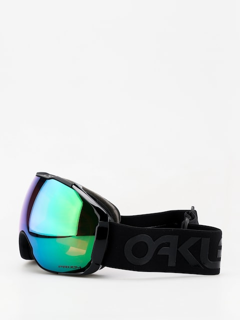Brýle na snowboard Oakley Airbrake XL (factory pilot blackout/prizm jade iridium & prizm rose)