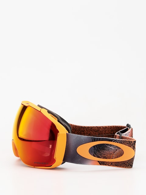 Brýle na snowboard Oakley Airbrake XL (mystic flow neon orange/prizm snow torch iridium)