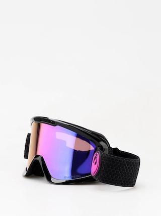 Brýle na snowboard Dragon DX2 (split/lumalens purple ion/lumalens amber)