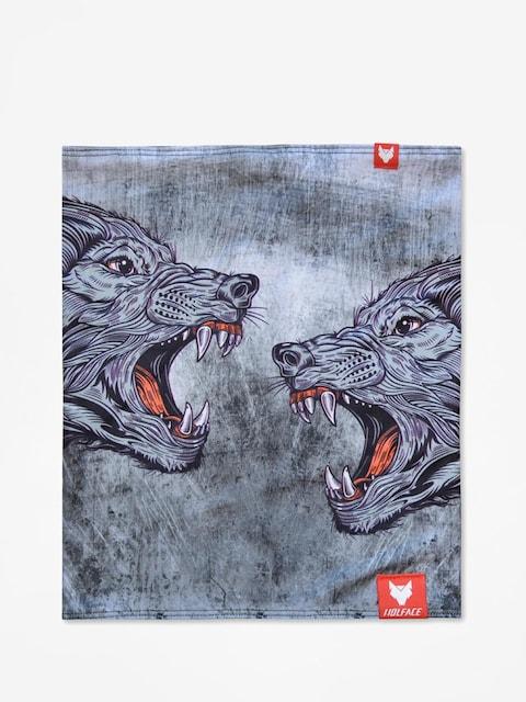 Šátek Wolface Wild Wolves