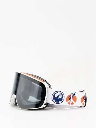 Brýle na snowboard Dragon NFX2 (danny davis sig/dark smoke/lumalens rose)