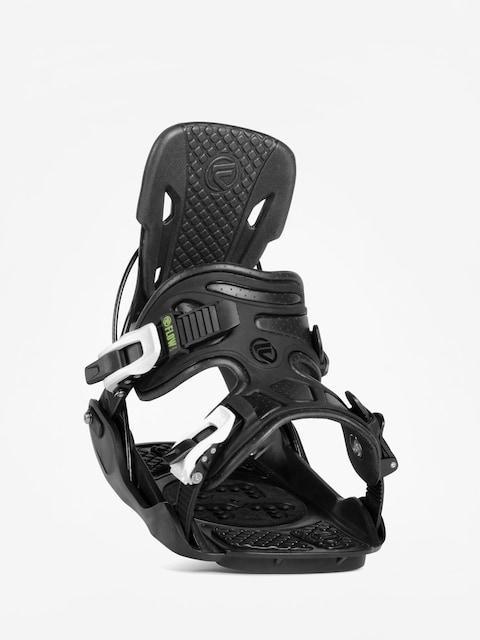 Flow Snowboardové vázání Alpha (charcoal)