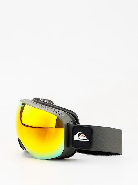 Brýle na snowboard Quiksilver Qs R (tanenbaum grape leaf)