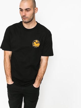 Tričko Grizzly Griptape Everest Tee (black)