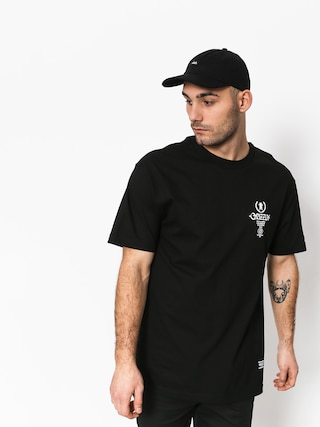 Tričko Grizzly Griptape Volume One Tee (black)