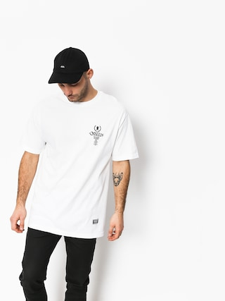 Tričko Grizzly Griptape Volume One Tee (white)