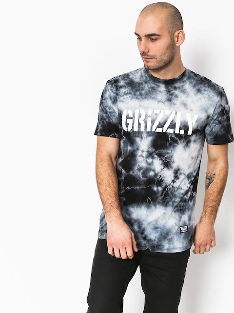 Tričko Grizzly Griptape Storm Front Tie-Dye