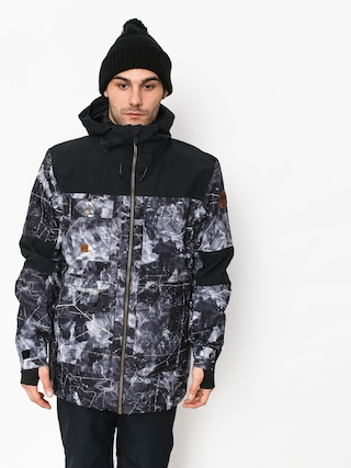 Snowboardová bunda Quiksilver Arrow Wood (tannenbaum black)