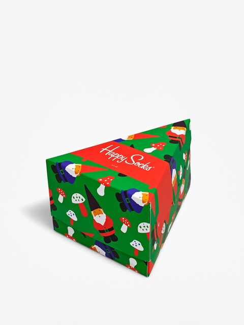Ponožky Happy Socks Giftbox 3Pak (blue/red/white)