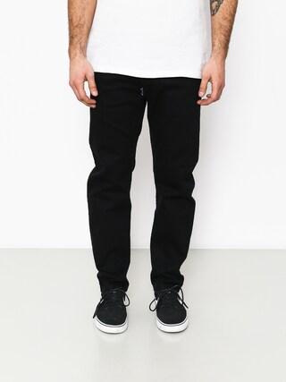 Kalhoty Stoprocent Skull Regular Slim (black)