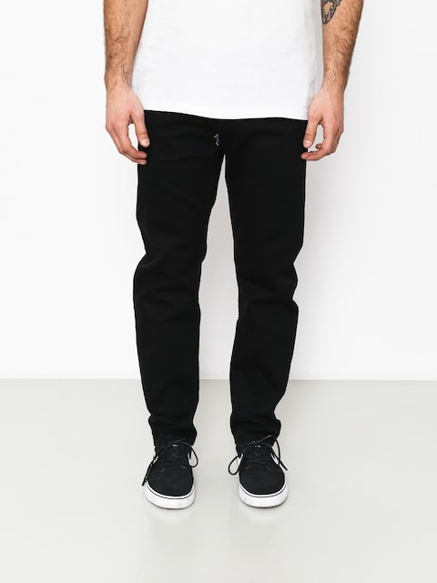 Kalhoty Stoprocent Skull Regular Slim (black)