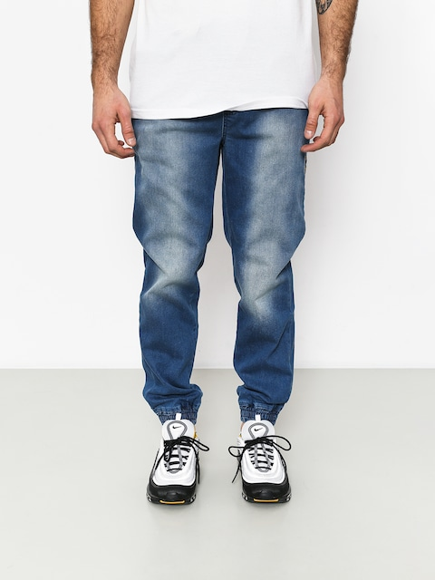 Kalhoty Stoprocent Classic Jeans Joggers (blue)